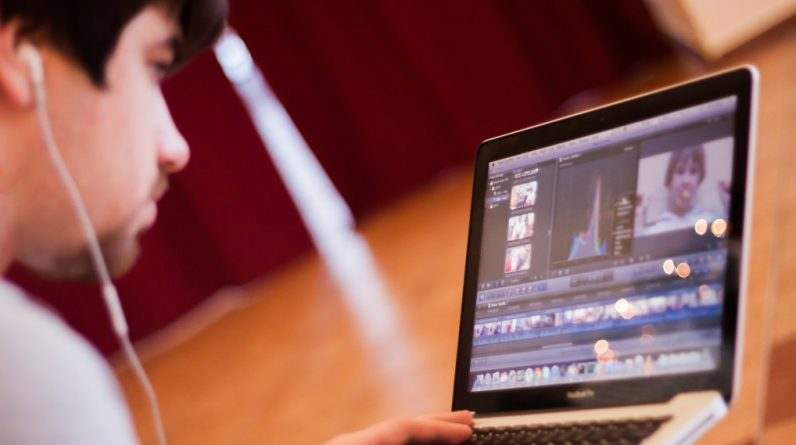 video editing for marketing